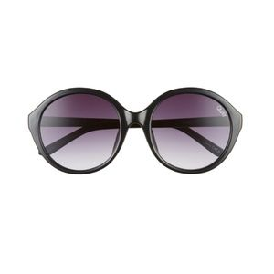 Quay Australia x Benefit - Tinted Round Sunglasses